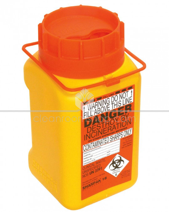 Sharpak 18 (1.63l) Code Orange