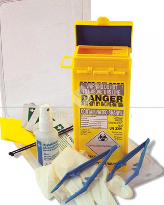 Sharps Injury Prevention Pack