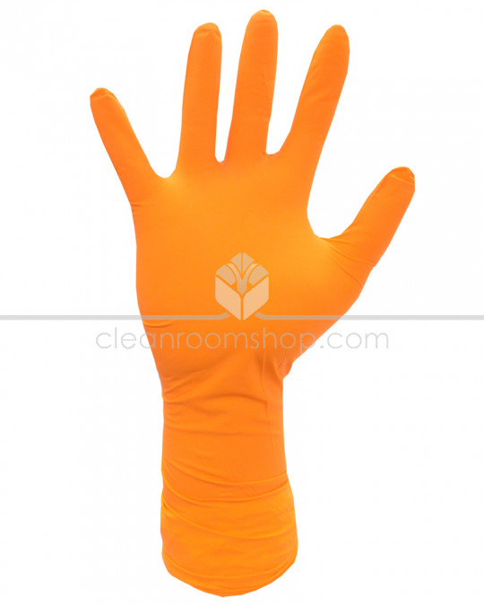 SHIELDskin XTREME™ Sterile ORANGE NITRILE™ 300 DI