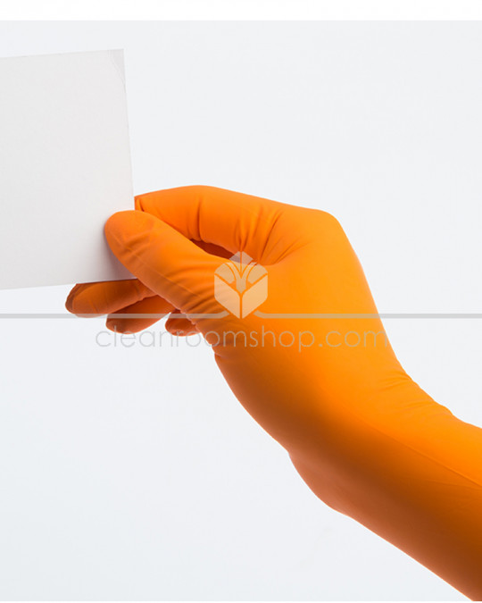 SHIELDskin™ ORANGE NITRILE™ 260