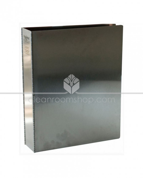 Stainless Steel A4 Ring Binder Enclosed Rings