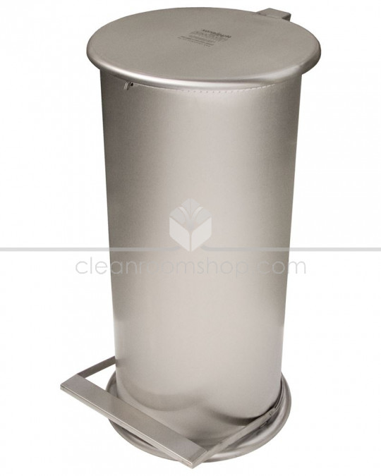 Stainless Steel Waste Bin Bag Holder - Fully Enclosed