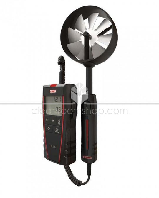 Vane Probe Thermo-Anemometer LV110
