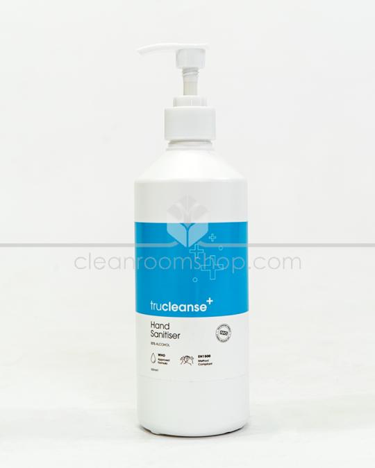 TruCleanse Hand Sanitiser 500ml pump - Case of 10