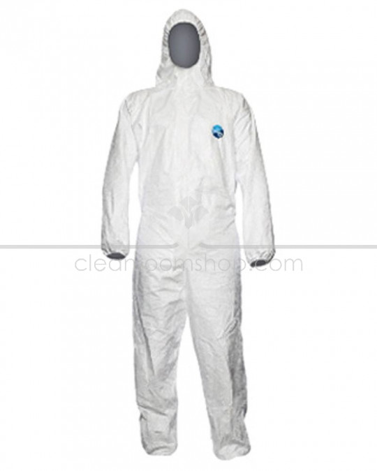 DuPont™ Tyvek® Dual - Hooded Coverall