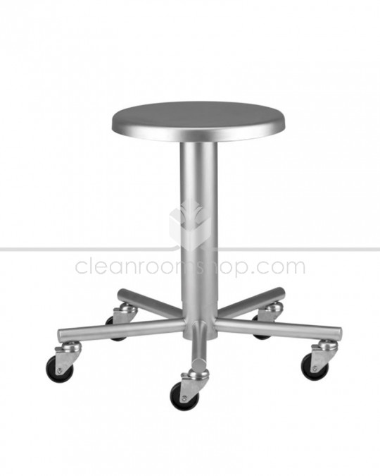 Stainless Steel Stool without Backrest