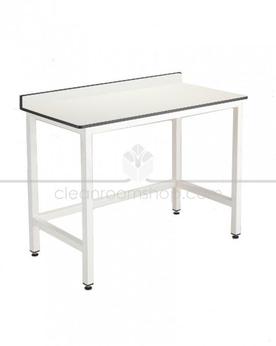 Trespa Toplab Table With Upstand (No Undershelf)