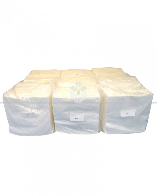 "Cellulose/Polyester Blend Wipe - 9"" - Pack of 300 (Case 12)"
