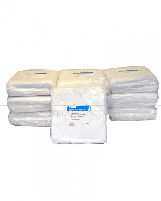 "100% Polyester NS Purity Wipe 9"" - Case of 10"