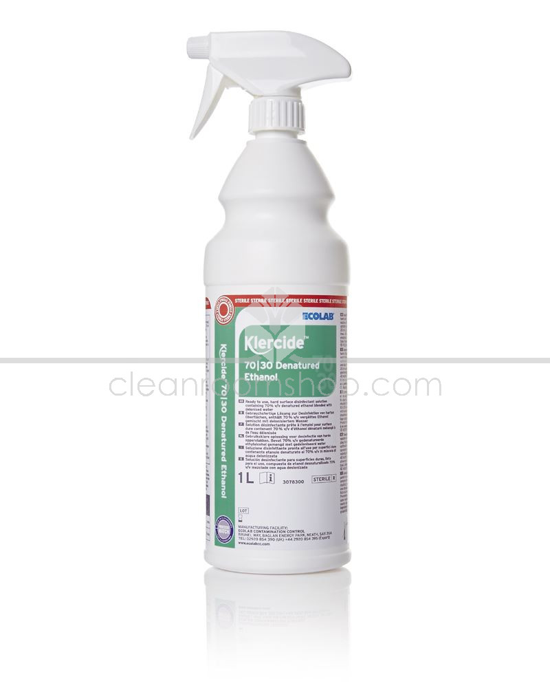 Premier Klercide 70 30 Sterile Ims Spray 1l