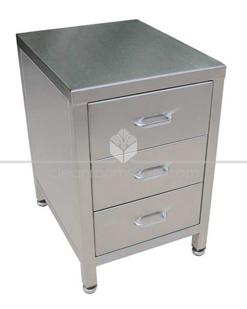 desk drawer unit stainless steel 3 drawer unit 14677
