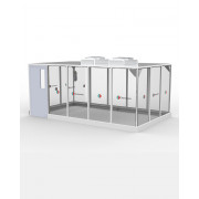 Modular Hardwall Cleanroom - 5 x 3m