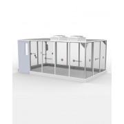 Modular Hardwall Cleanroom - 5 x 3m