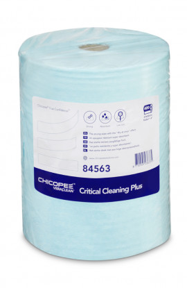 Chicopee Veraclean Critical Cleaning Plus - Blue