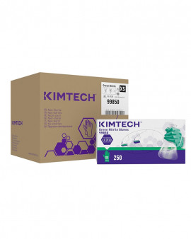 KIMTECH *  GREEN NITRILE Gloves 24cm