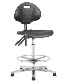 Budget PU High Cleanroom Chair