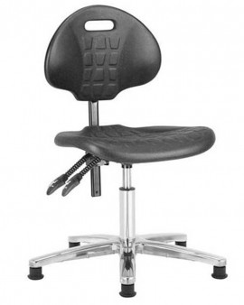 Budget PU Low Cleanroom Chair