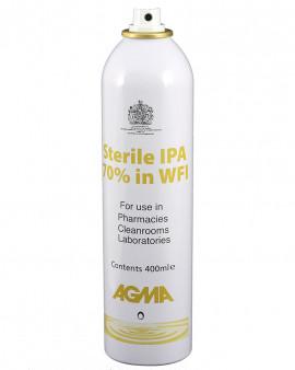 Agma Sterile 70% DE in WFI Aerosol 16 x 400ml