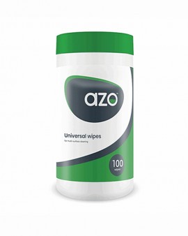Azomax™ Wipe 100 Canister - Case of 12