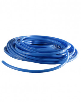 PVC Tubing Blue - 8mm x 4.7mm x 25m