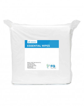 "Cellulose/Polyester Blend Wipe Sterile 9"" (Case of 10)"