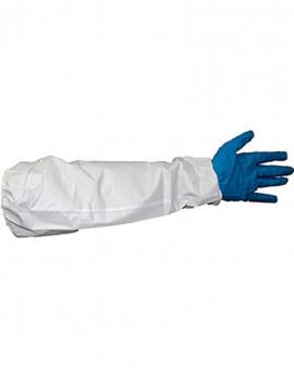Chemsplash Sterile Oversleeves 42cm - Case of 100 pairs
