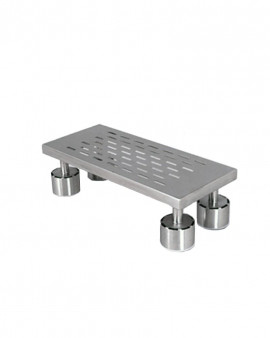 Electropolished Stainless Steel Cleanroom Step