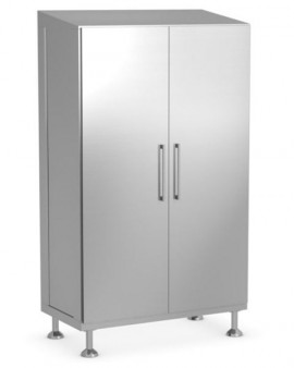 Electropolished Stainless Steel Cleanroom Storage Cabinet
