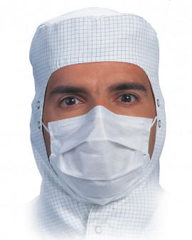 KIMTECH PURE* M3 Sterile Face Mask w/earloops 18 cm