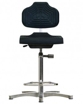 GMP PU High Chair on Glides