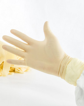 """Disposable Latex Gloves 12"""" Non Sterile - Legacy"""