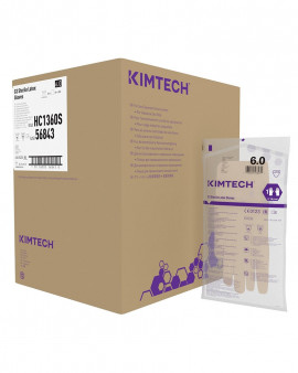 KIMTECH * G3 Sterile Latex Gloves - 30 cm