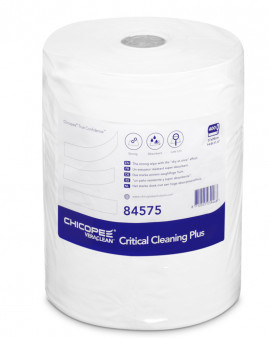 Chicopee Veraclean Critical Cleaning Plus - White