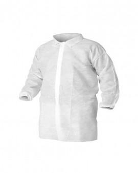 KLEENGUARD* A10 Light Duty Visitor Coat