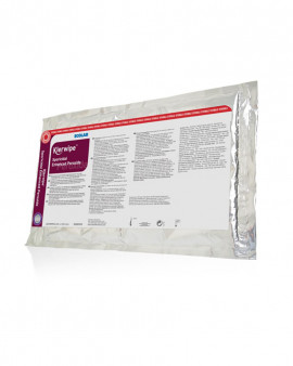 Klerwipe Sporicidal Enhanced Peroxide Mop Wipe