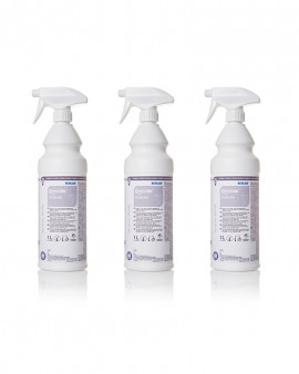 Klercide 70/30 IPA Filtered Spray 1L - Case of  6