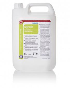 Klercide Sporicidal Chlorine / Quat Sterile Capped 5L