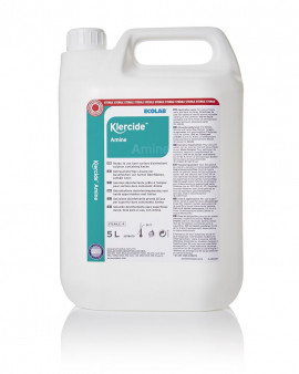Klercide Amine Sterile Capped 5L - case of 4