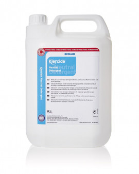 Klercide Neutral Detergent Filtered Capped 4 x 5L