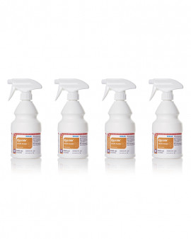 Klercide 60/40 Alcohol WFI Sterile Spray 500ml - Case of 12