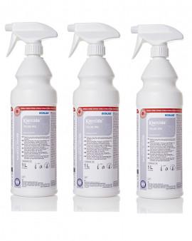 Klercide 70/30 IPA WFI Sterile Spray 1L - Case of 6