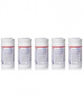 Klerwipe 70/30 IPA Sterile Tub Wipes 22gsm - Case of 15