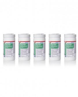 Klerwipe 70/30 Denatured Ethanol Sterile Tub Wipe (Case 15)