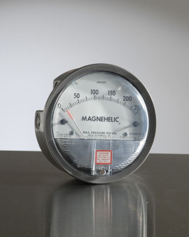 Magnehelic Differential Pressure Gauge 0-250Pa
