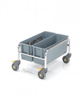 PurQuip® Ergo 200 - 2 Bucket Mop Wetting System