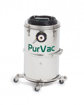 PurVac® Cleanroom Vacuum Cleaner
