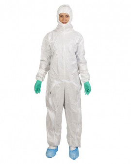BioClean Sterile Drop Down Garment