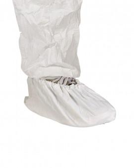 White PVC Heavy Duty 40cm Overshoe - 200 Pairs