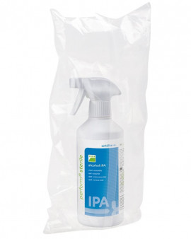 Perform Sterile WFI IPA Alcohol 500ml - Pack of 10