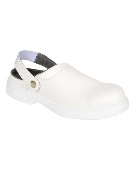 Portwest Steelite Safety Clog White